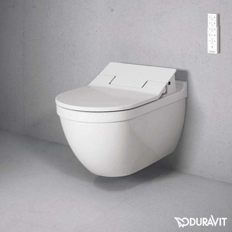 duravit sensowash slim set tooaleta. Black Bedroom Furniture Sets. Home Design Ideas